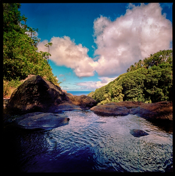 Eco Retreat Waterfall